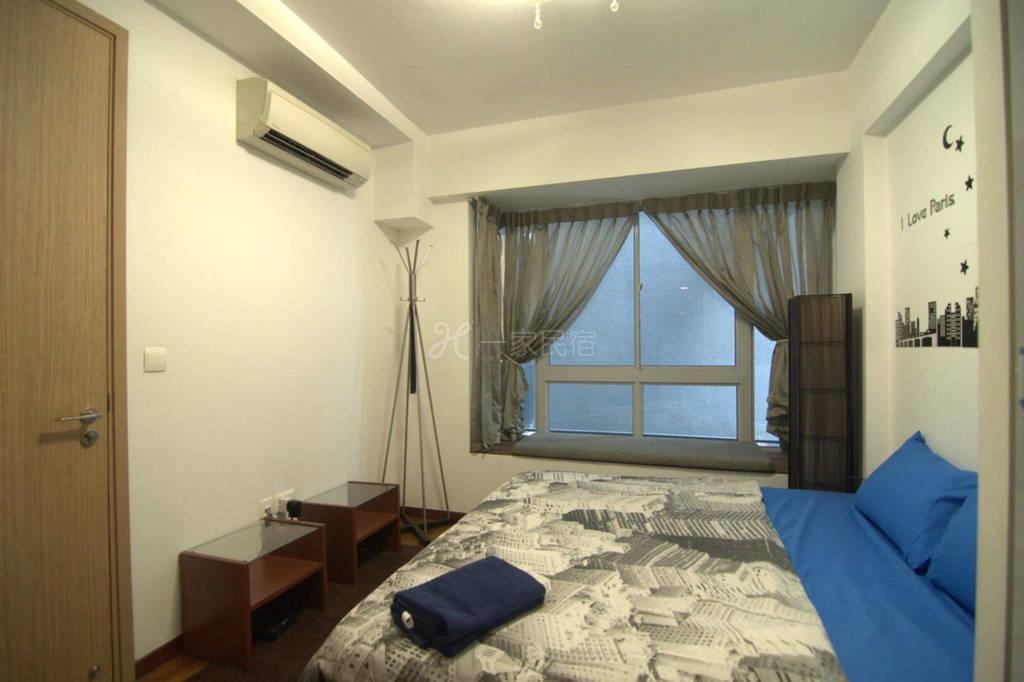 城市周边单卧室公寓