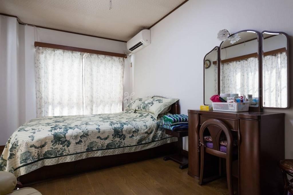 东京温馨别墅自在豪华二人房,可住2~4人