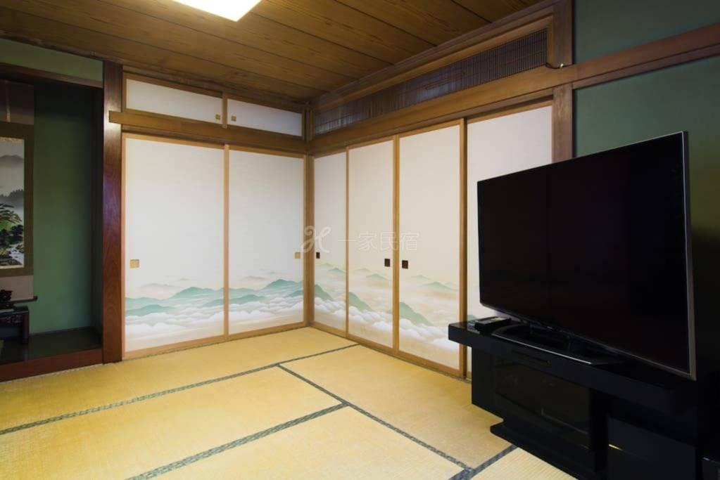 东京中心温馨别墅日式榻榻米房