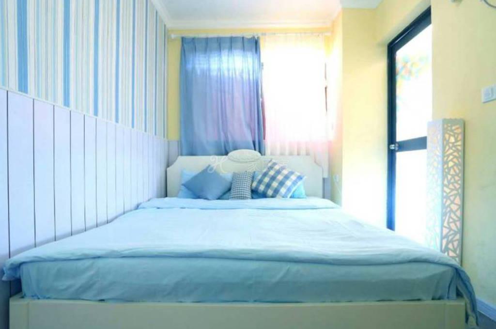 三亚椰岛风情海景度假公寓 无敌海景大床房 #1