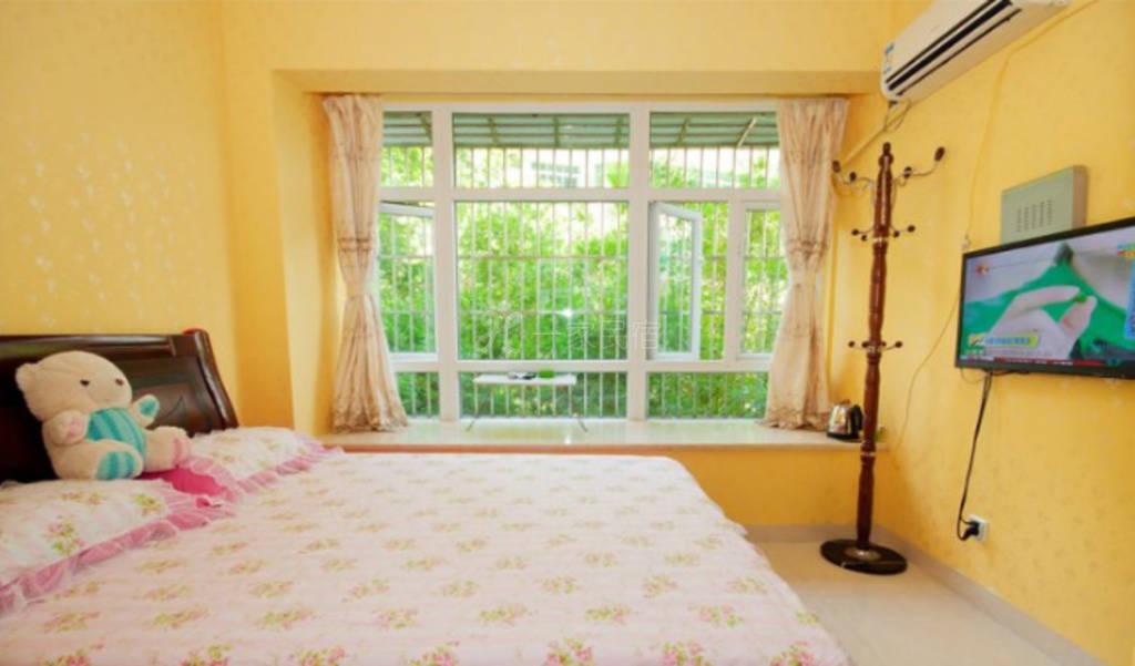 园景主题大床房#2