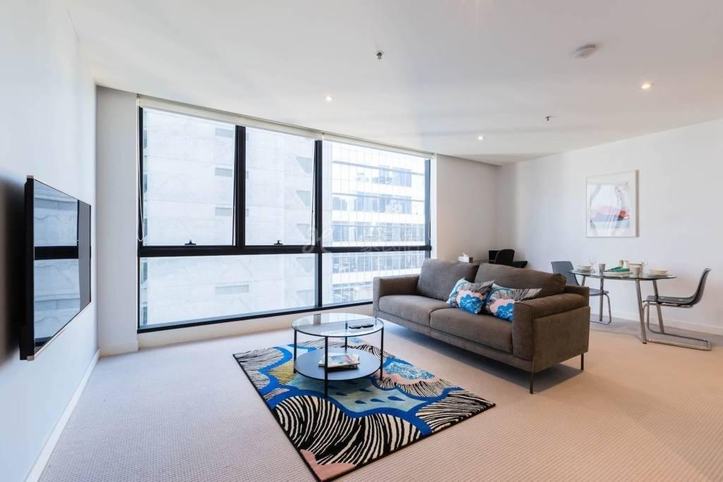 墨尔本中心公寓1卧室