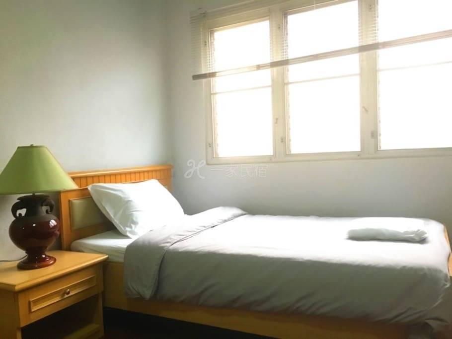尊旅·泰格玛度假公寓园景单人床1