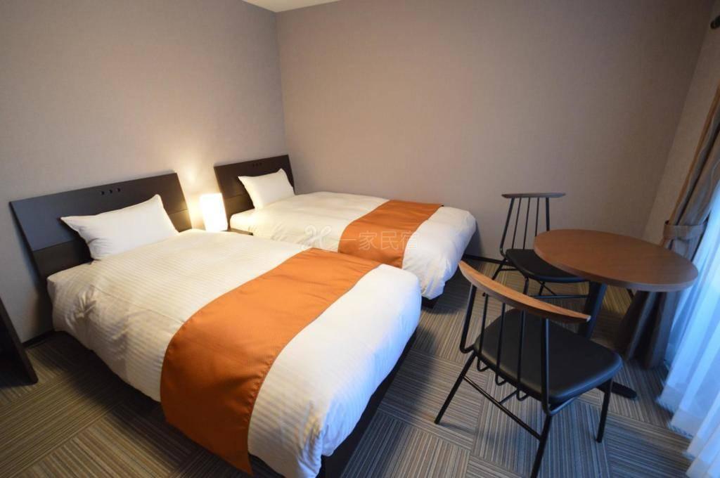 林恩东福寺河滨旅馆  入住时选择客房(1名成人)