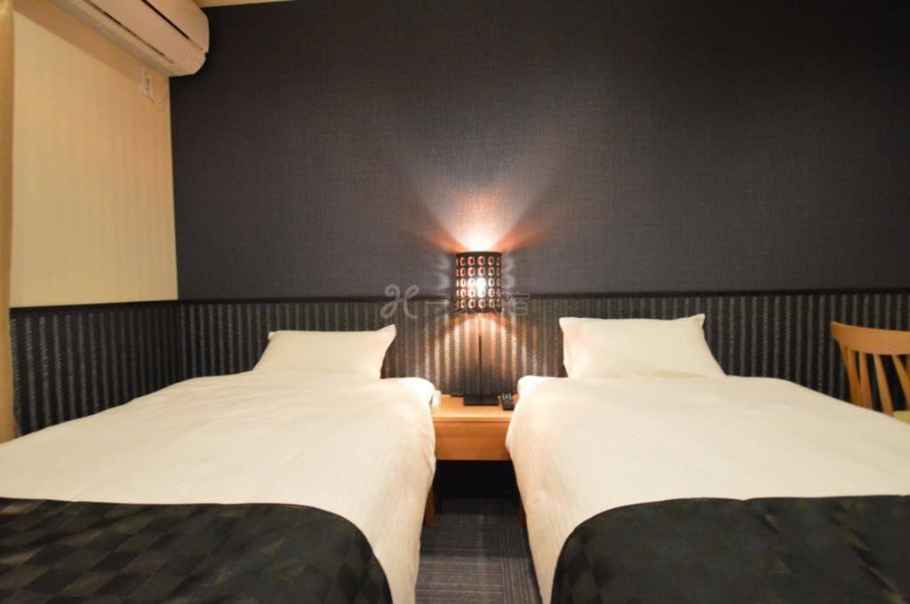 京都二条城酒店式公寓 标准双人房