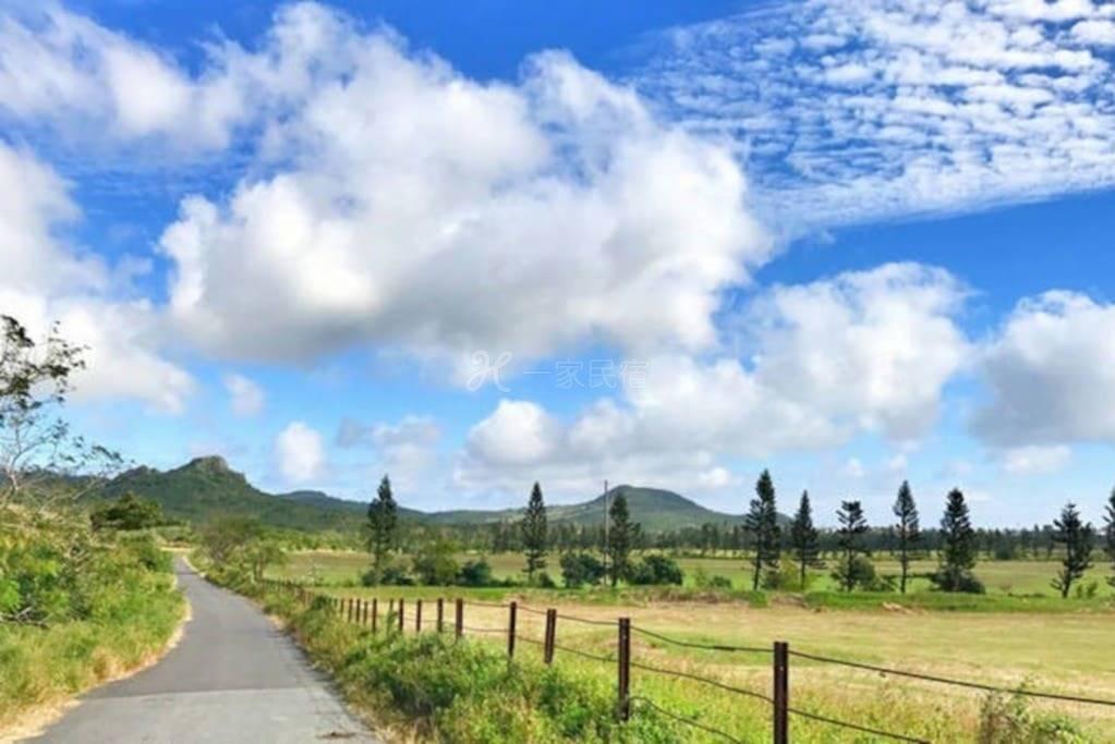 台湾垦丁山水心旅栈-独栋景观两人房