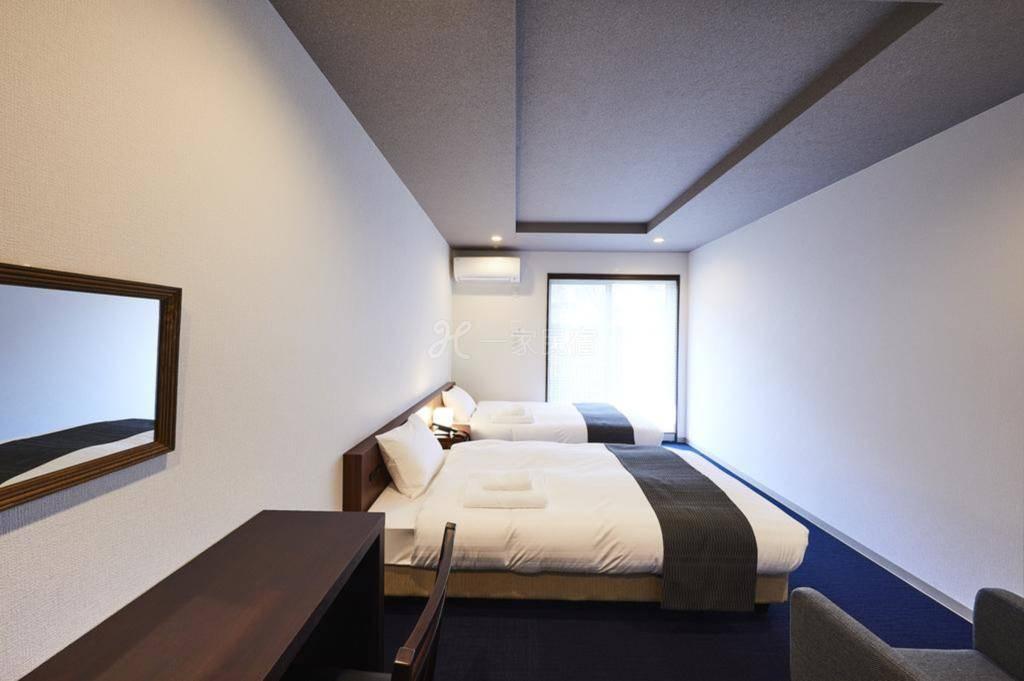 京都清水五条酒店式公寓 豪华双人间