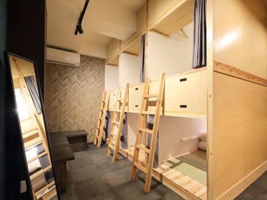 [限女性] 得奖旅宿JR田端近池袋新宿3