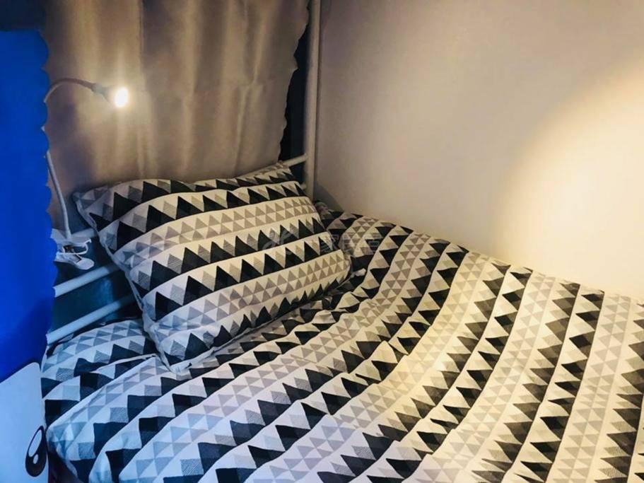 Jsnail Hostel(吉斯耐尔旅舍)  4床女士宿舍间的床位