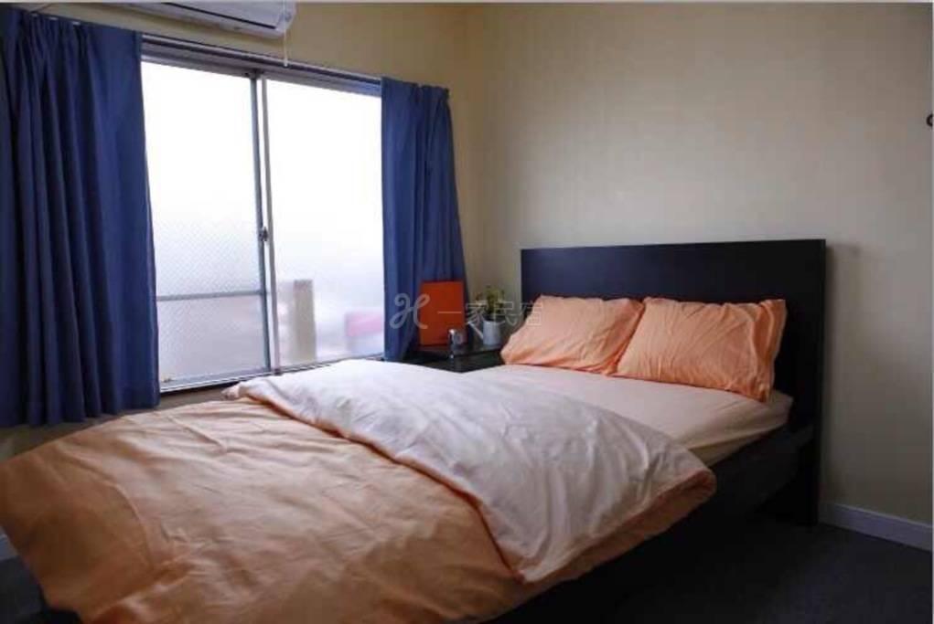 在荒川附近的公寓/独立房间/大阳台/安静方便
