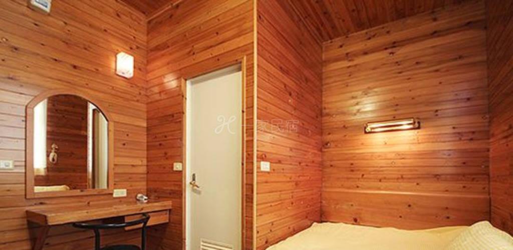 桃园--达观农场 单床二人套房