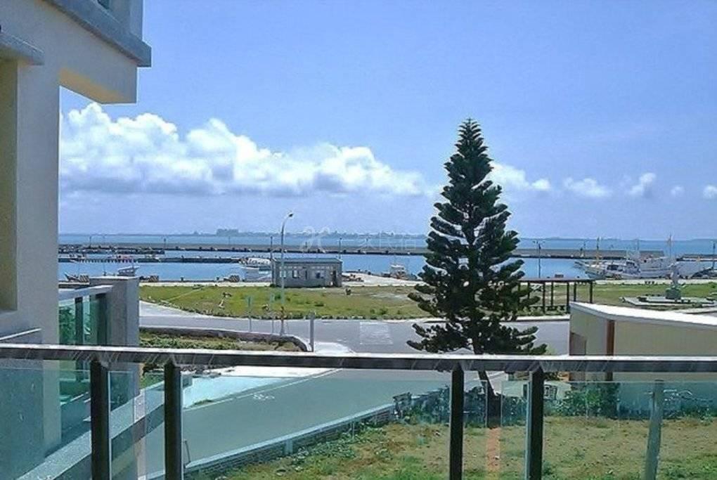 澎湖--见见湾民宿 绿色双人房