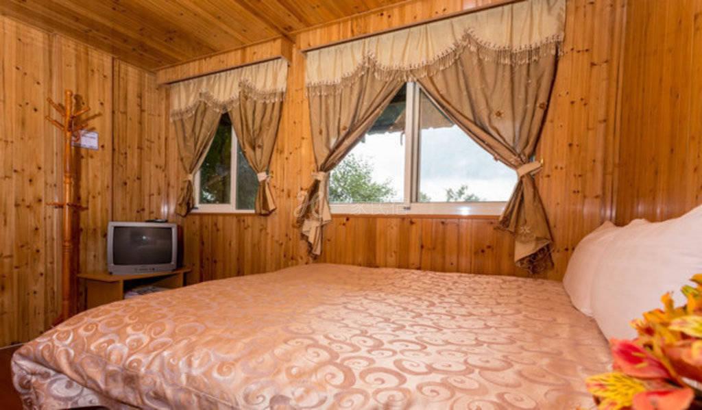清境--清境小太阳景观木屋 标准温馨2人房