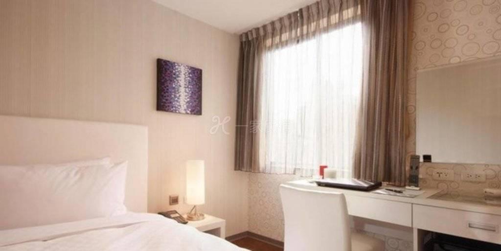 台中--达欣大饭店 标准单人房