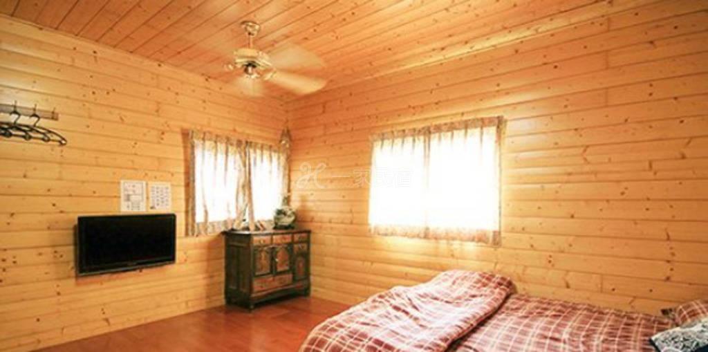 彰化--阿信的家 观星赏月小木屋 - 4人套房