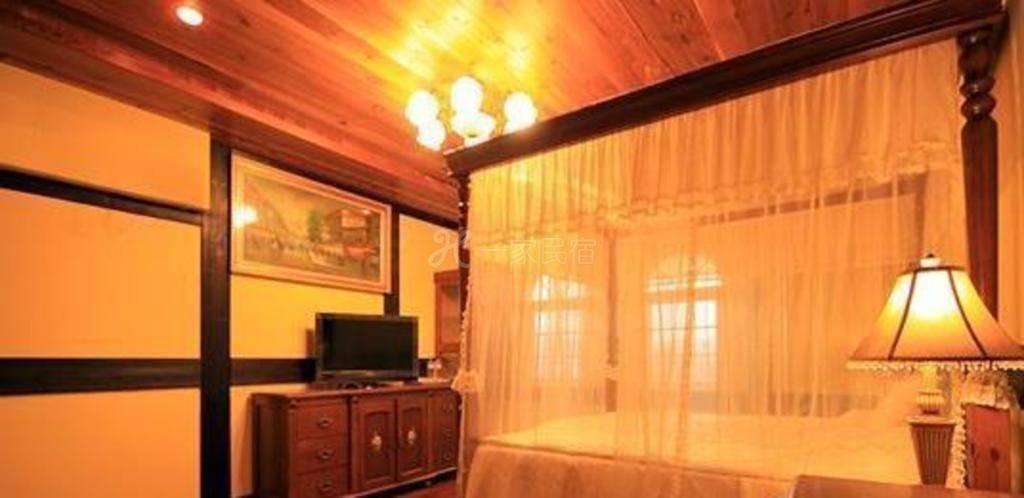 新竹--新竹普罗旺斯玫瑰庄园 双人蜜月套房