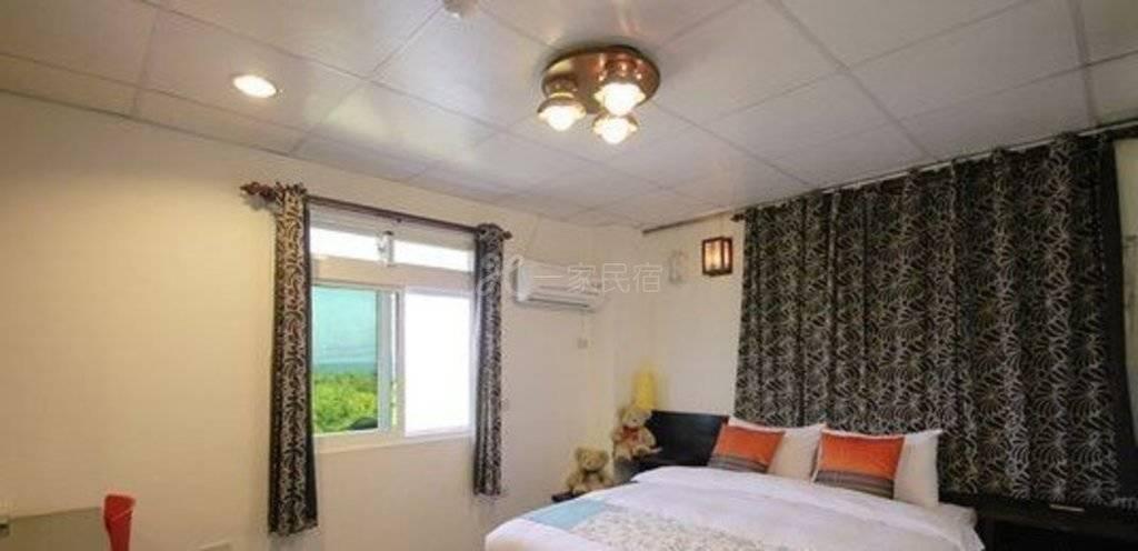 绿岛--杰克会馆 海景经典双人客房