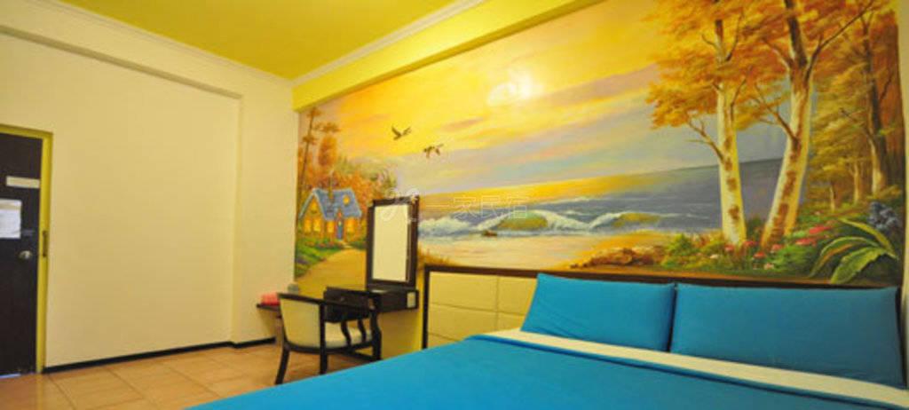 小琉球--海洋风情渡假旅馆 唐冠螺