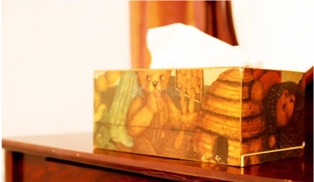 小琉球--向堡渡假民宿 向堡1F--甜蜜双人雅房