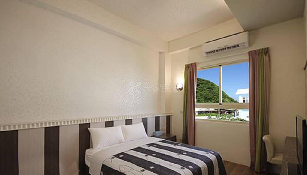 绿岛--晶龙景观民宿 两人房