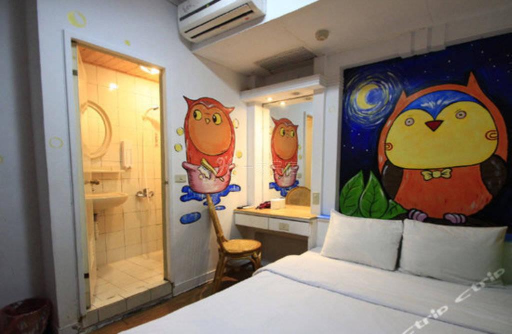垦丁--吉境旅店 主题特色 单人套房 (适合一个人旅行的你)