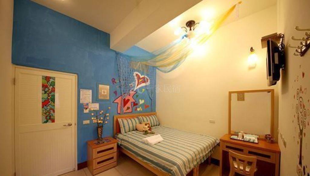 绿岛--绿岛三悦民宿 双人房-209号房