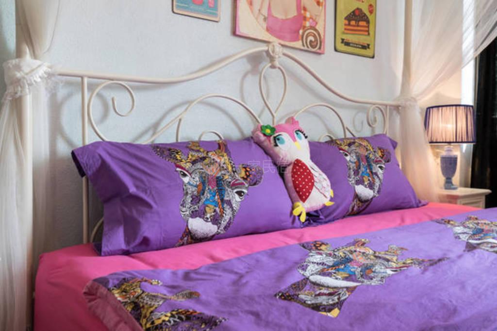 NEGO 粉色甜美Mona房