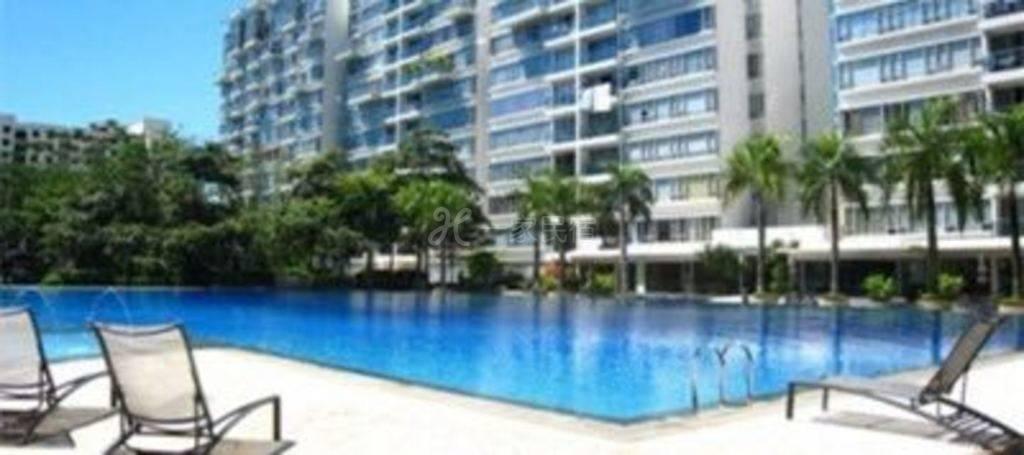 新加坡 文礼西部 最豪华公寓普通房