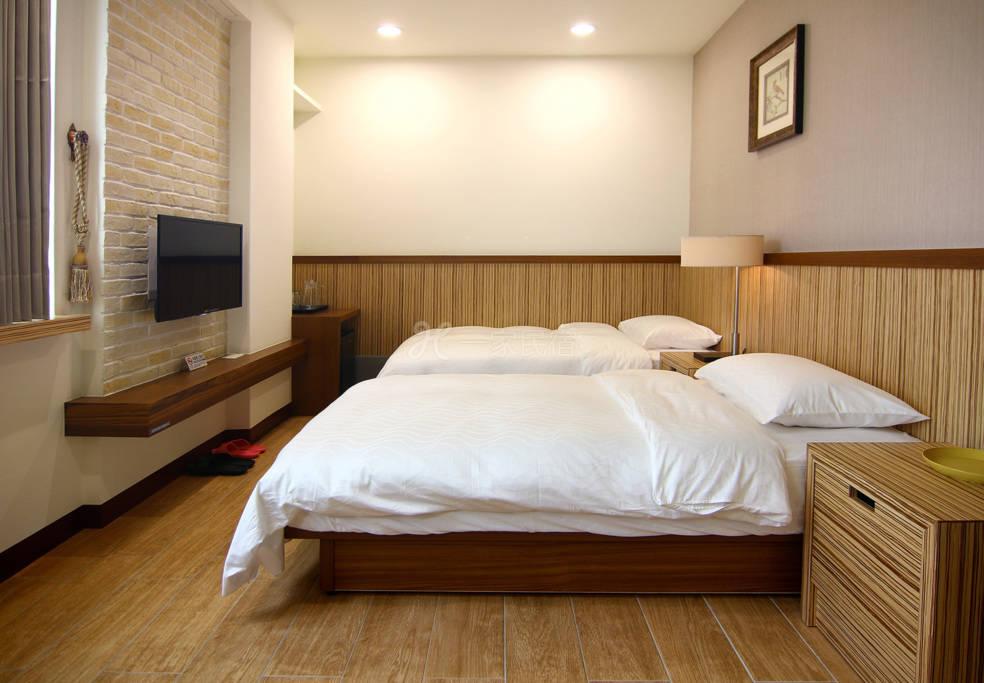THEDAY 乐天旅店_沐乐双人房~让睡眠习惯不同的朋友可以轻鬆同住