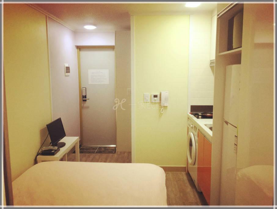 首尔2016民宿公寓——全新公寓