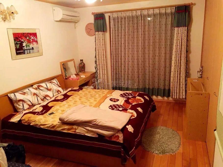 日本自由行京都星旅民宿,包车地接社 大床房