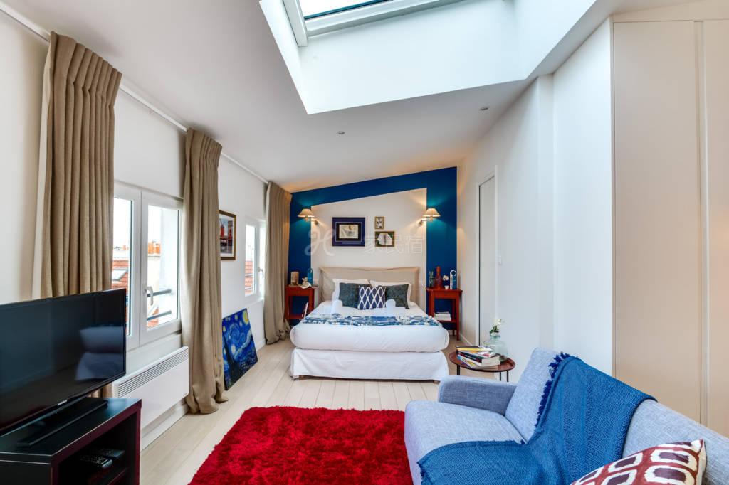 杜乐丽花园公寓-巴黎一区卢浮宫