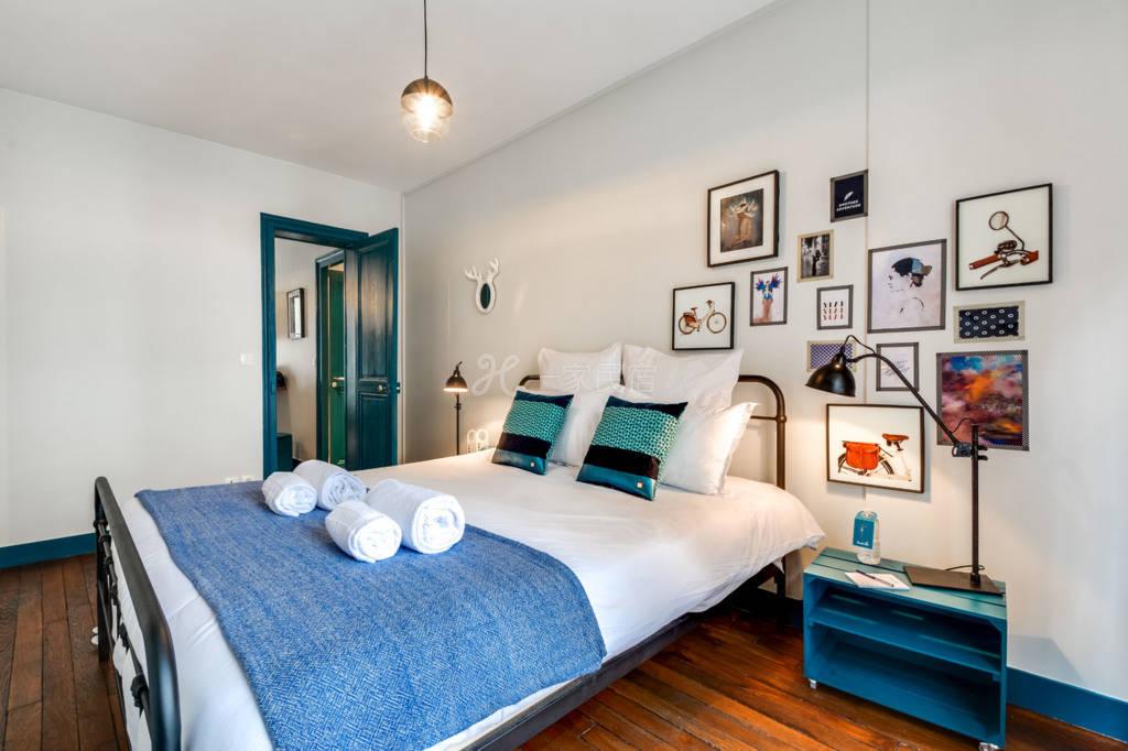 洛克蒂一号公寓-巴黎四区玛莱