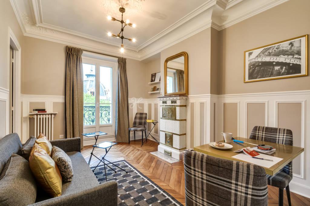 圣杰尔曼典雅公寓-巴黎七区