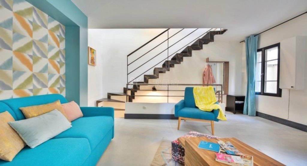 圣心复式公寓-巴黎18区蒙马特