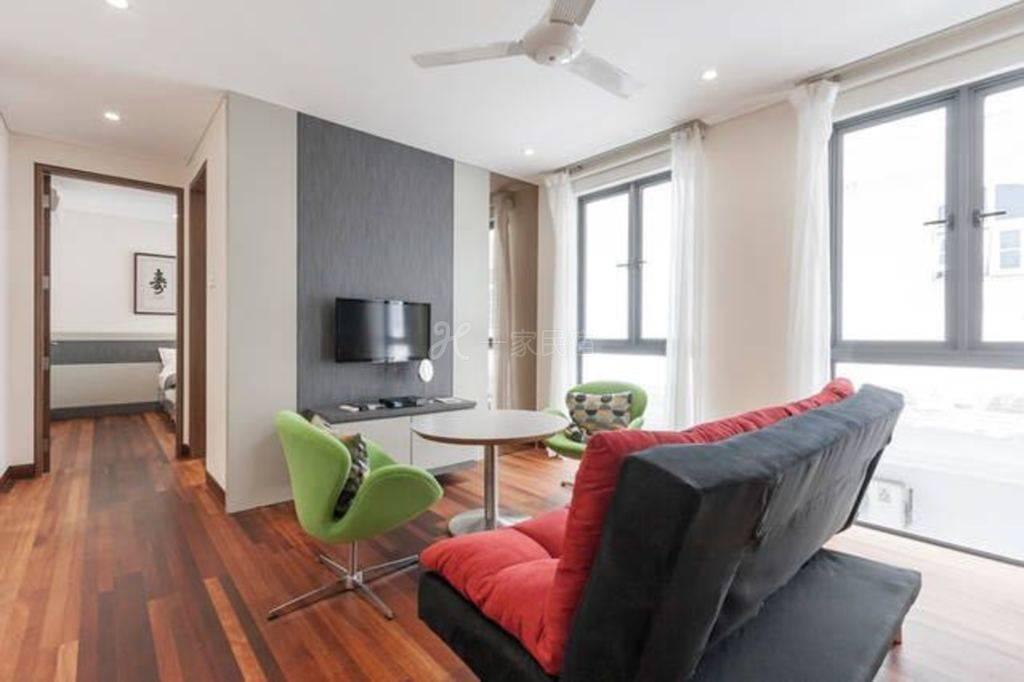 新加坡海克拉斯别墅一室一厅4号套房