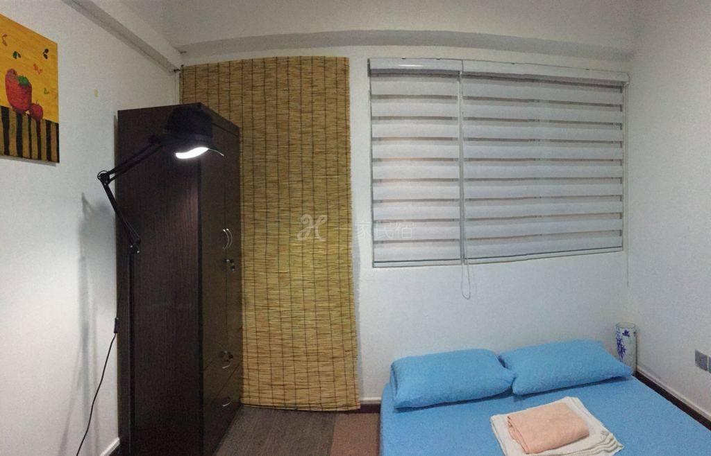 超级便利的设计工作室,双人床垫风格房间