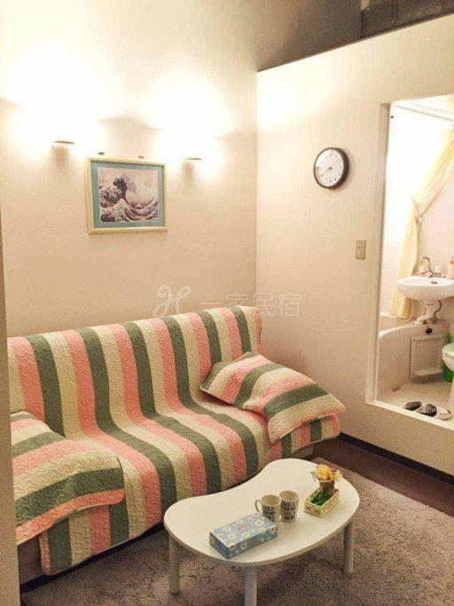 寻一处温馨,留一抹回忆,在大阪找个家3楼