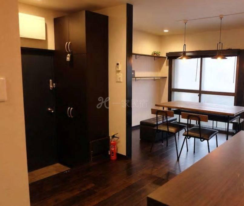 东京HomeCafe民宿A167-1