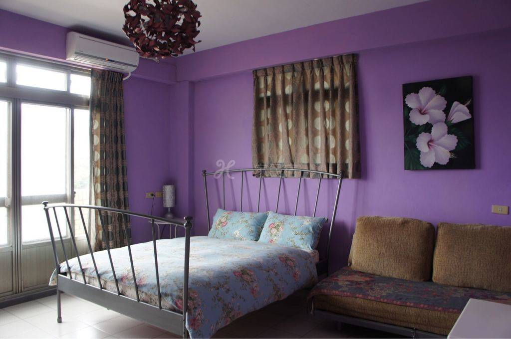 【紫房】九份厨神的家Villa115民宿(双人套房)