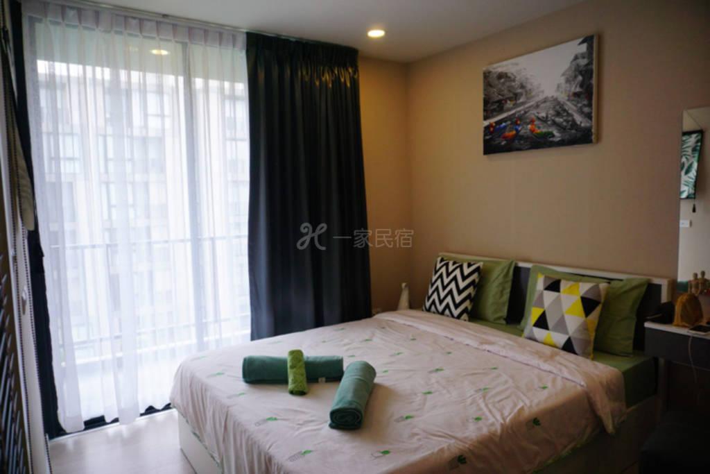 兰纳民宿-清迈宁曼路ROYAL公寓708 二晚以上含接送机服务