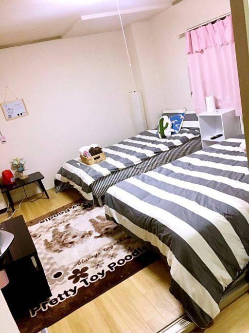 大阪日本桥公寓民宿