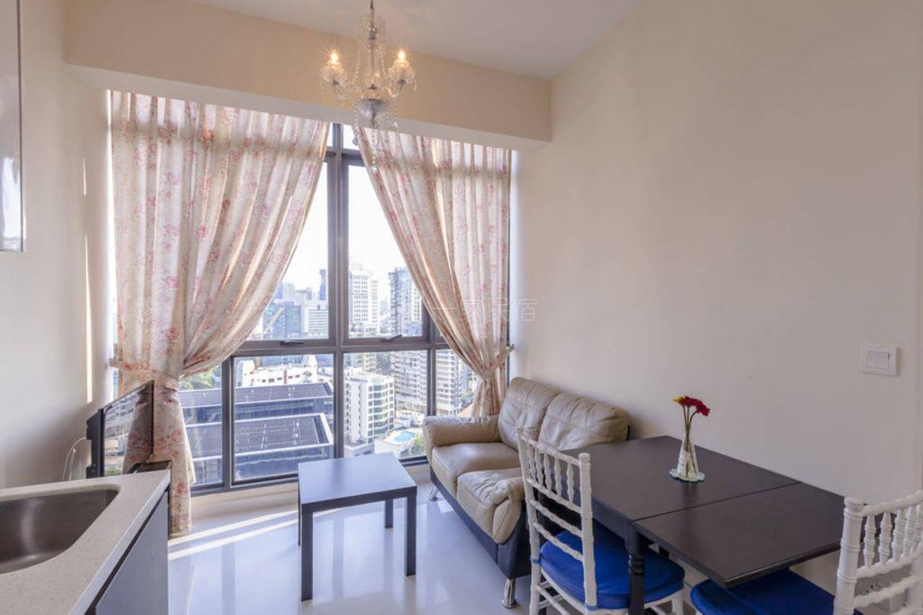 1BR   舒适单房公寓 (zsm)