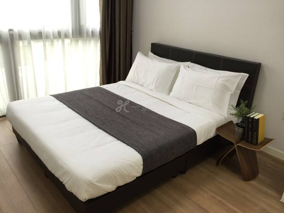 1BR 1卧室高级公寓(ers)