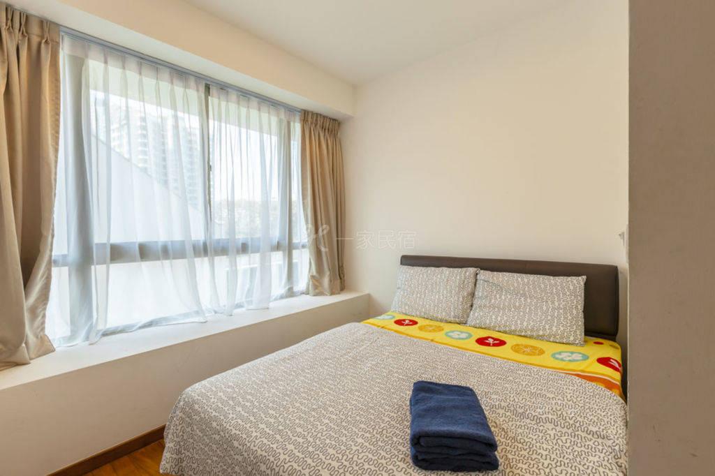 1BR 温馨一房一厅公寓(blb)