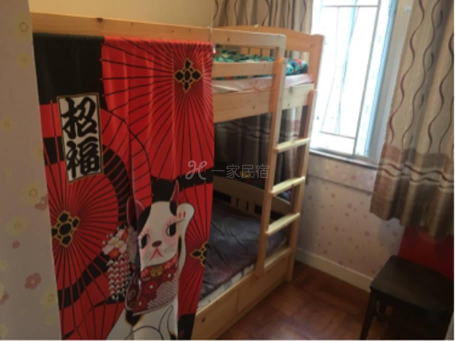 女生专用床位❤️安全安心 #1