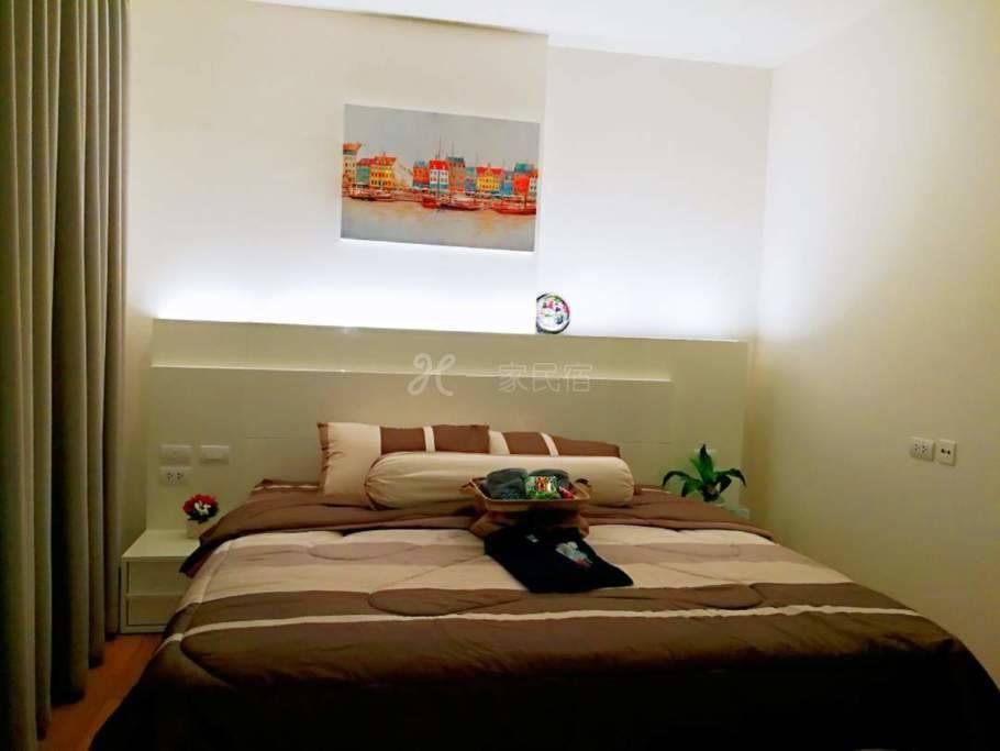 清迈古城香格里拉酒店隔壁豪华公寓