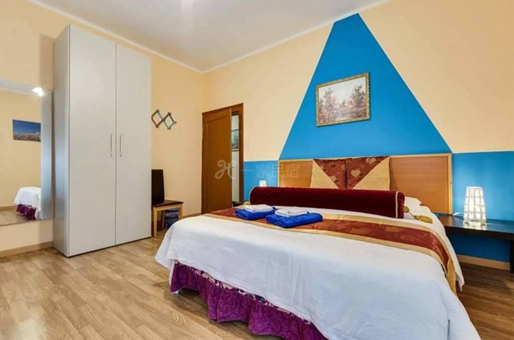 威尼斯之家别墅旅馆双人独卫带阳奢华情侣房