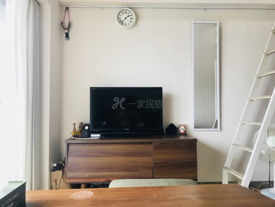 东京都都心地段徒步新宿loft时尚阳光房